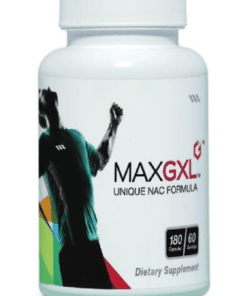 MaxGXL 180 capsules (30-Day supply)
