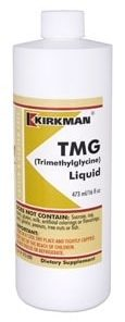 TMG (Trimethylglycine) Liquid - 16 oz