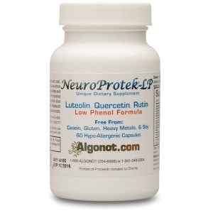 NeuroProtek - Low Phenol - 60 softgels