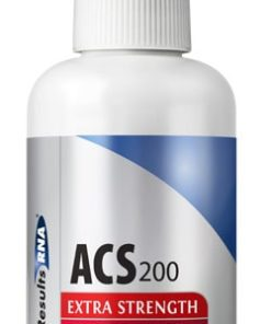 ACS 200 Silver Extra Strength - 2oz spray