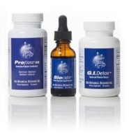 Bioclear Cleansing Program with Biocidin Capsules (1 month supply)