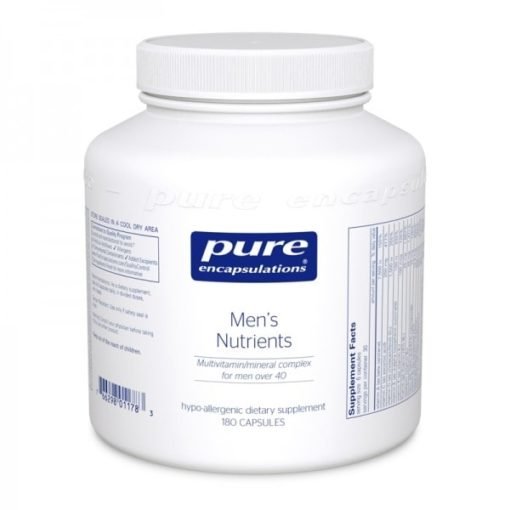 Men's Nutrients - 180 capsules