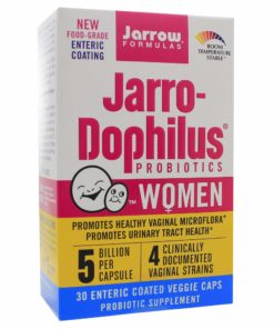 Jarro-Dophilus for Women, 5 billion - 30 capsules